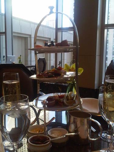 Tea - January 2012