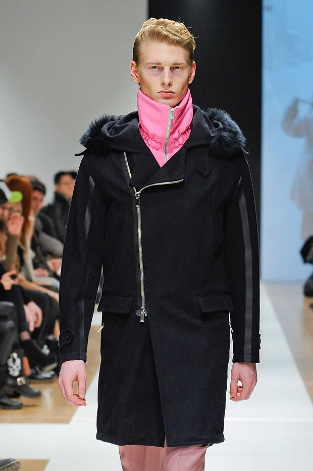Diederik Van Der Lee3163_6_FW12 Milan Gazzarrini(Homme Model)