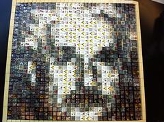 Micro-mosaic Einstein 2
