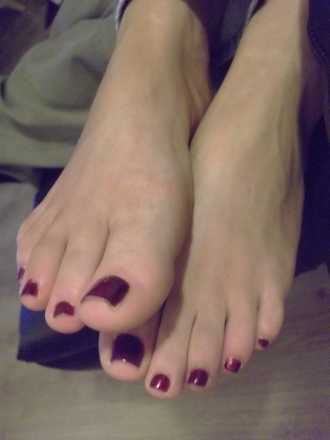 Painted Toes | Flickr - Photo Sharing!