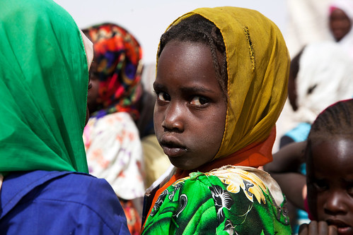North Darfur Villagers Presented Plan for UNAMID-Built School and Clinic