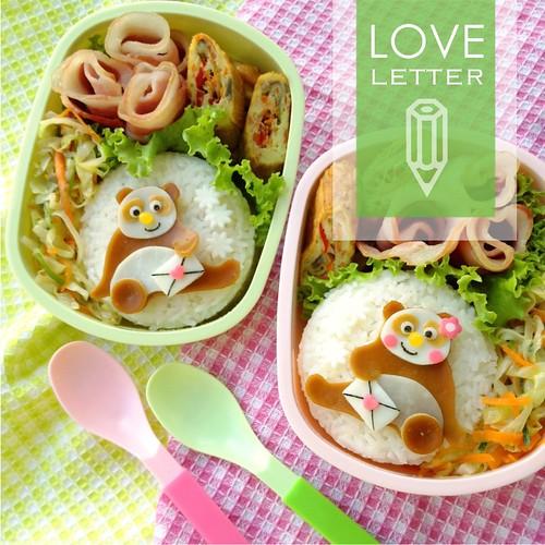 Love Letter Bento