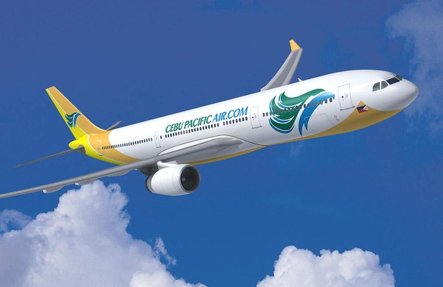 Image courtesy of Cebu Pacific Airways