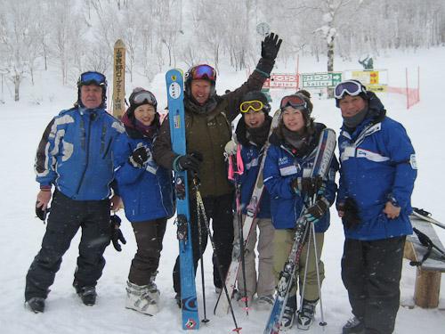 Furano ski hosts