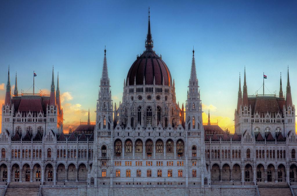 Budapest Parliament - Országház