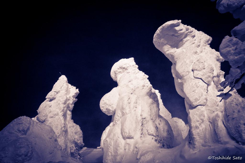 樹氷 - Ice Monsters