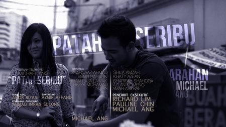 Poster Patah Seribu