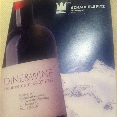 Dine & Wine Dine & Wine Gourmetnacht
