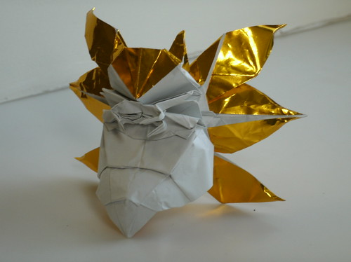 how to make pokemon out of paper