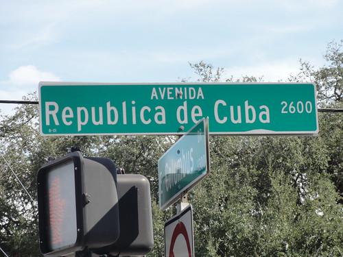 Avenida Republica de Cuba