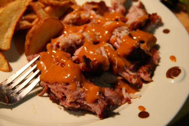 Pulled Pork Mustard BBQ 2