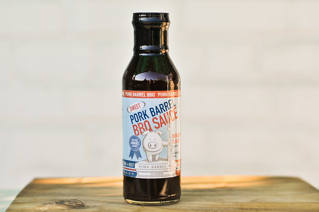 Pork Barrel BBQ Sauce Sweet