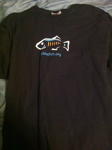 Glass Fish T-Shirt