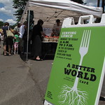 A Better World Cafe in Highland Park, NJ