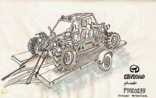 Kinroad ATV