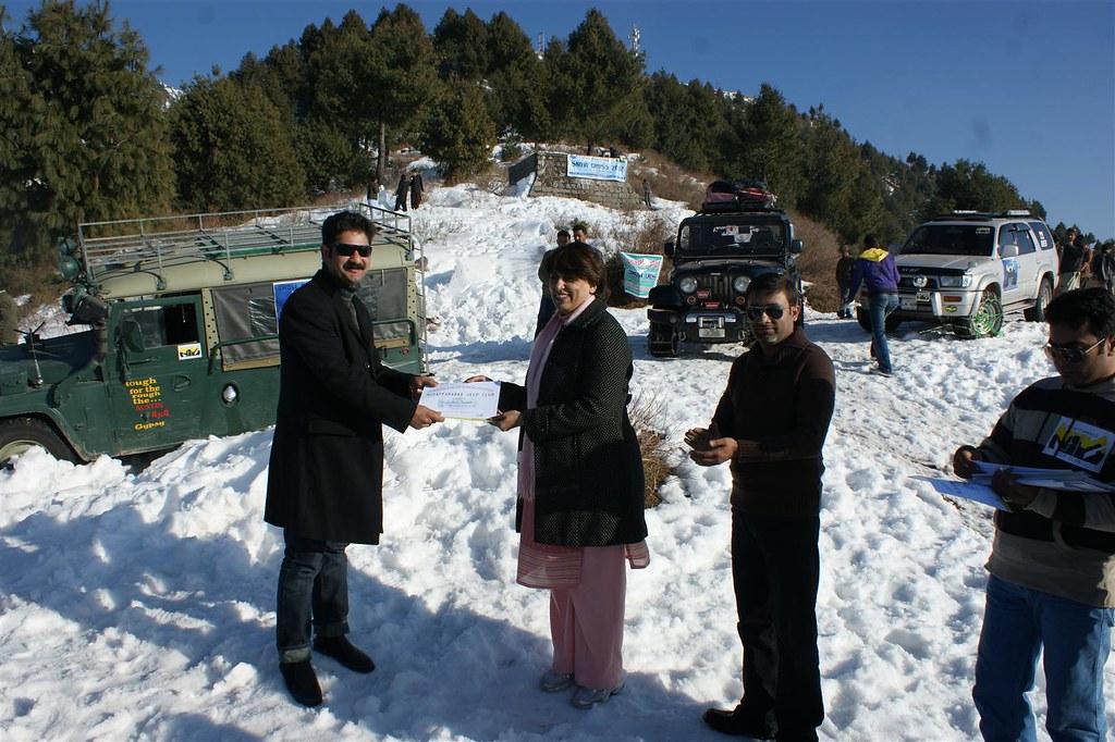 Muzaffarabad Jeep Club Snow Cross 2012 - 6830729611 a7c966f731 b