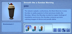 Smooth like a Sundae Morning