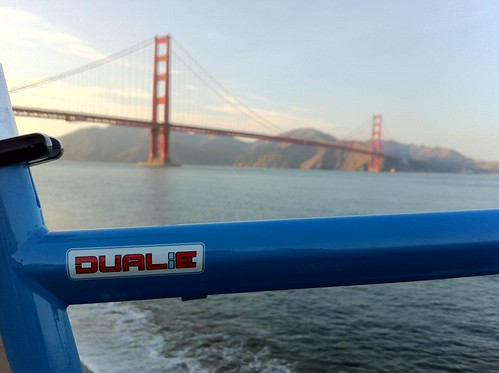 Spot Dualie at Golden Gate