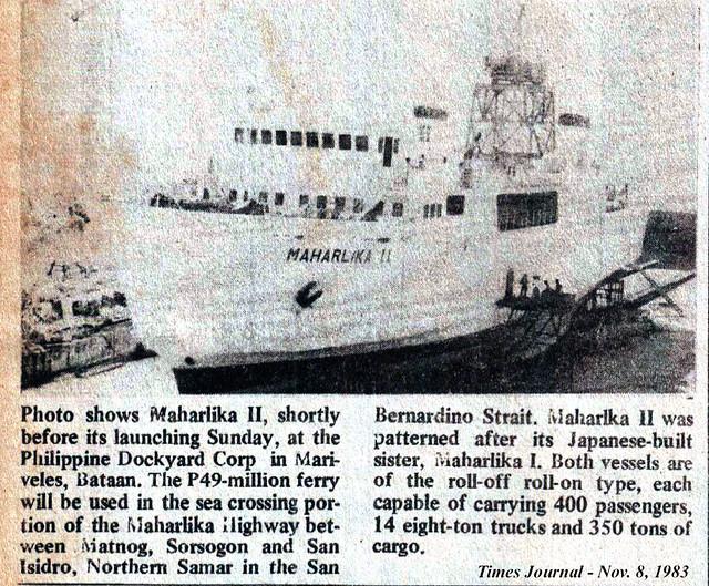 1983 1108 Maharlika II