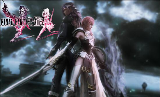 Final Fantasy XIII-2 no Facebook