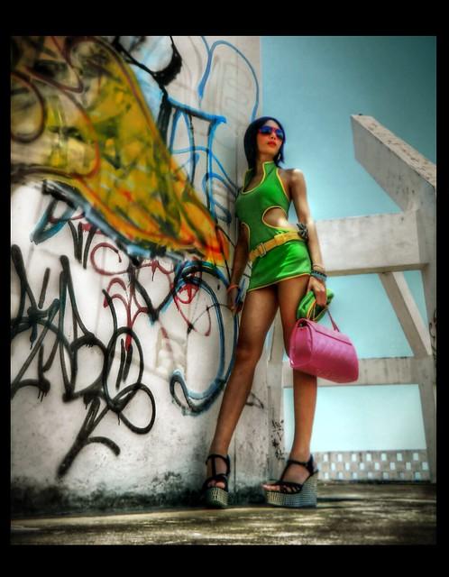 Day-Day in Urban Cosplay. by SJC