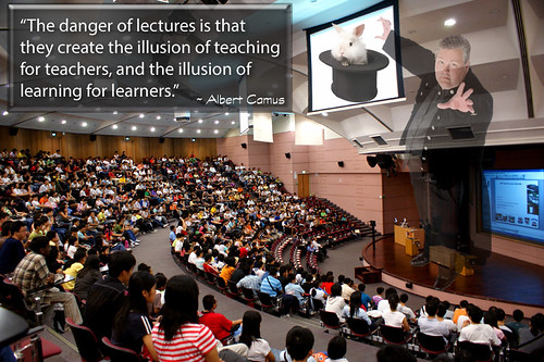 The Illusion of Lecture