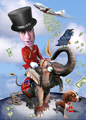 Mitt Romney - Mr. 1% on the hunt for the Soon-to-Haves
