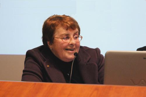 Dott.ssa Piovani, presidente Onas