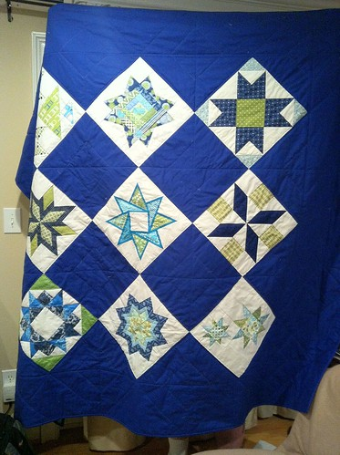 Mad's quilt