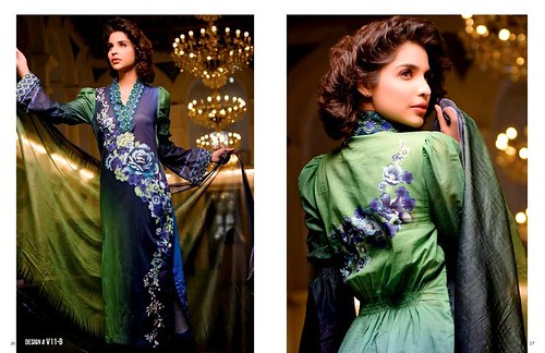 Five Star Digital Vogue Embroidered 2014