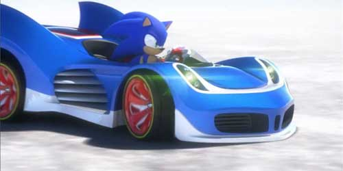 Sonic & All-Stars Racing Transformed free on iOS, Android