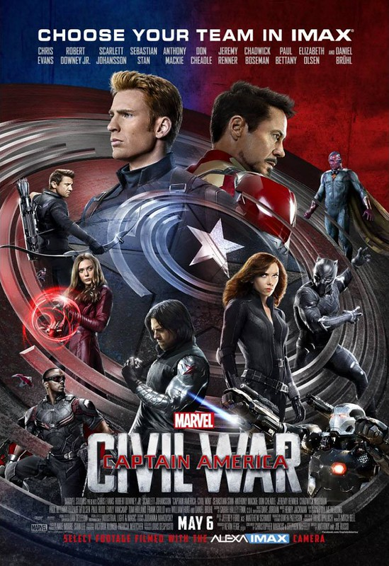 Captain America - Civil War - Poster 18