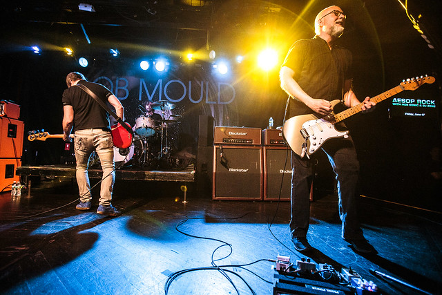 Bob Mould, Ted Leo @ Paradise Rock Club