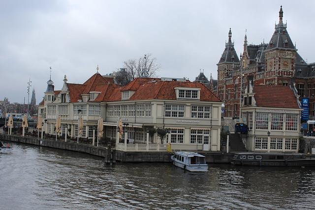 Amsterdam, Noord-Zuid Hollandsch Koffiehuis