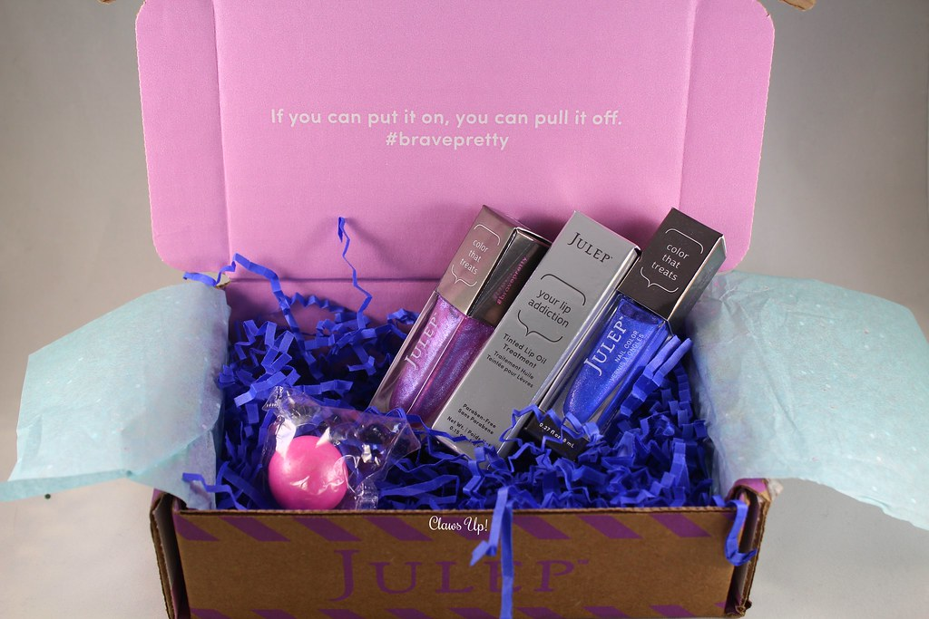 May 2016 Julep Maven Bombshell box