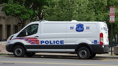 Washington DC Police - Ford Transit (1)