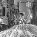 Quebec City Street by Harlan D.