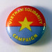 Vietnam Solidarity Campaign badge