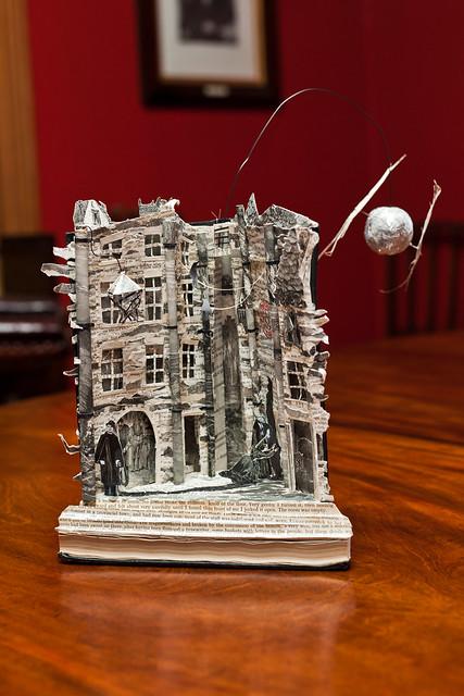 Paper sculptures - 8 of 10