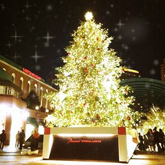 Holy night #iphoneography #iphonesia #illumination #xmas #christmas #tokyo #japan