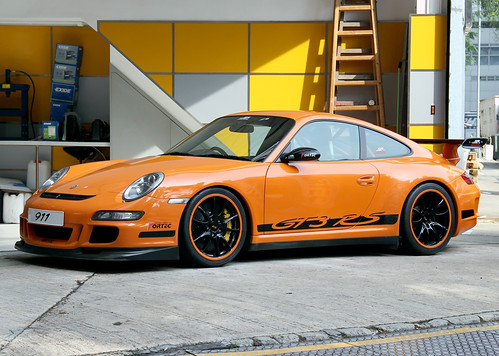Porsche | 911 (997) | GT3 RS | Kowloon Bay | Hong Kong | China