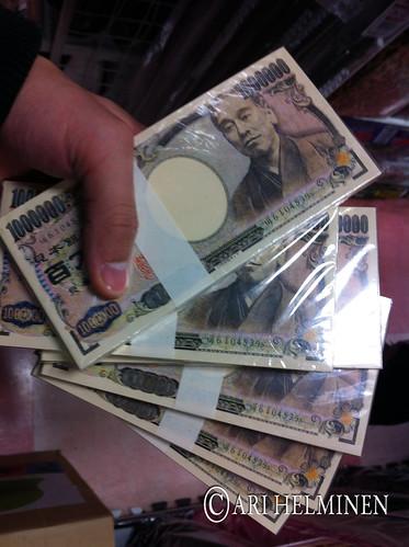 Money money money !!