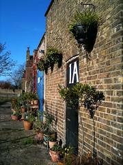 November flowerpots