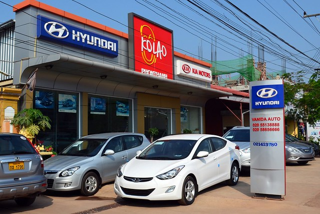Kolao dealership