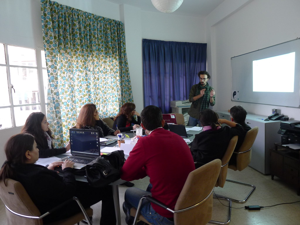 Wordpress Workshop - 30/11/2011