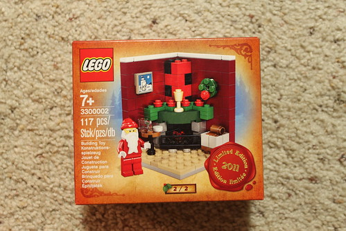 Limited Edition 2011 Christmas Holiday Set (3300002)