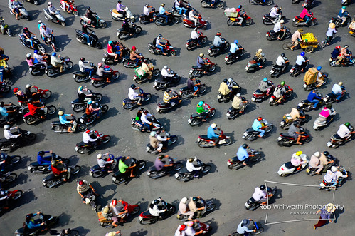 2 Wheeled Traffic Jam MkII