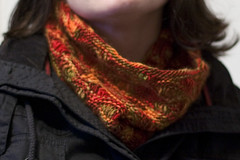 Light and Shadows Cowl