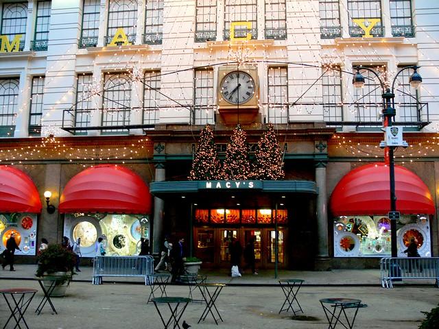 Macy's, NY
