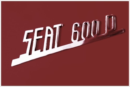 Seat 600 D by J. Learte